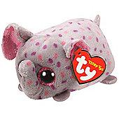 TY - Teeny Tys Plush - Trunks the Pink Elephant