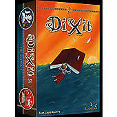 Dix It 2 - Card Game - Asmodee Editions