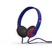 Uprock 2.0 On Ear Headphones with Mic FC Barcelona