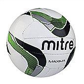 Mitre Maxima TW 18P Football - White