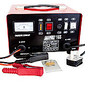 Metal Cased 12 amp Battery Charger