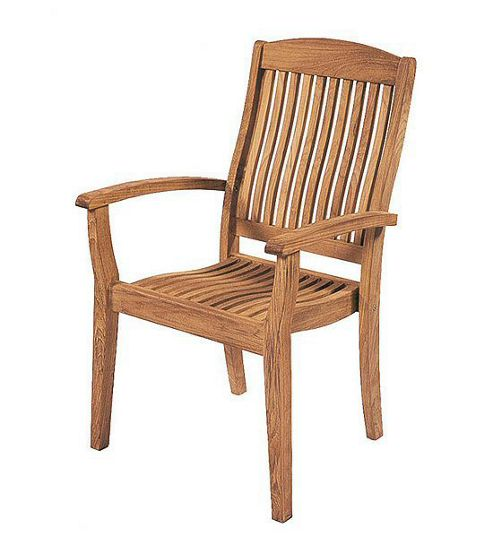 Bridgman Stacking Armchair