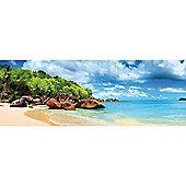 Mahe Island, Seychelles - Panoranic Puzzle