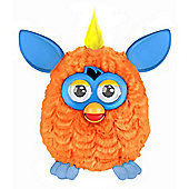 Furby Interactive Plush Orange And Blue