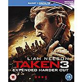 Taken 3 Blu-ray