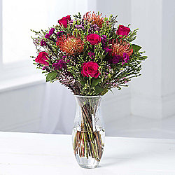 Autumn Cape Flora Bouquet