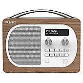 PURE EVOKE D4 DAB/FM RADIO (OAK)