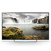 Sony KDL48W705CBU 48 Inch Smart WiFi Built In Full HD 1080p LED TV with Freeview HD