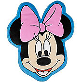 Minnie Mouse Cushion - Shaped