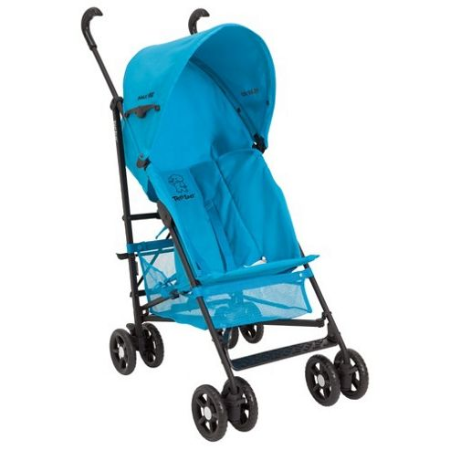 Tippitoes Max Viz Stroller (Blue)