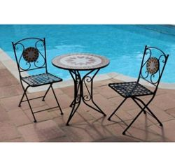 Greena Mosaic Bistro Set