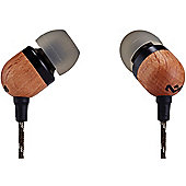 House Of Marley Smile Jamaica Earphones (Tan with microphone)