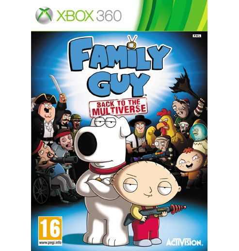 Family Guy - Back To The Multiverse