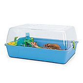 Savic Rody Cage Hamster in Atlantic Blue
