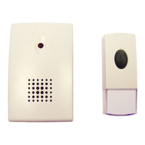 Unicom Wireless Cordless Walkabout Door Bell Chime 100M