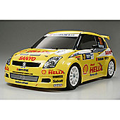 Tamiya 1825416 Unpainted Body Suzuki Swift For 58368 - Rc Car Spares