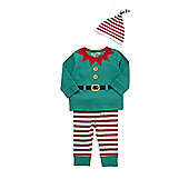 F&F Elf Christmas Dress-Up Costume - Multi