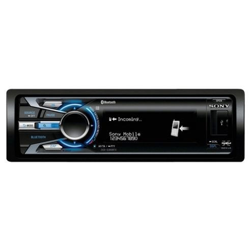 Sony Ipod Direct Head Unit DSX-S300Btx