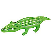 "Bestway 66"" x 31"" Inflatable Crocodile"