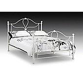 Julian Bowen Paris Bed Frame - King (5')