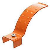 Madd Gear Stainless Scooter Single Hole Flex Brake Kit 100mm - Orange