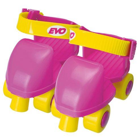Evo Quad Skates, Pink