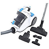 Zanussi CyclonClean Pet Bagless Cylinder Vacuum Cleaner