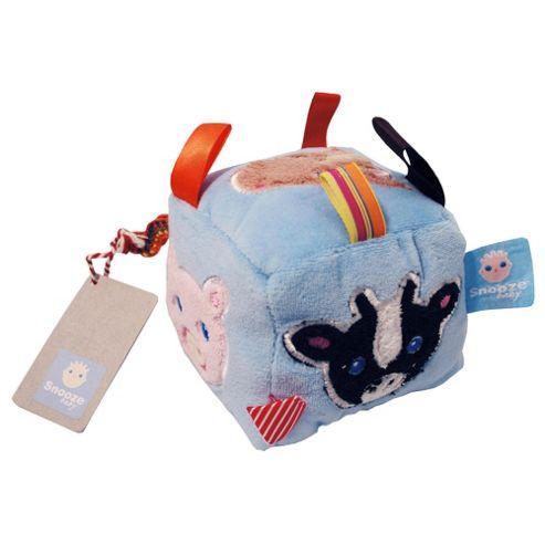 Snoozebaby Cube - Blue