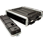 Stagg ABS-2U ABS Rack Case - 2 Units