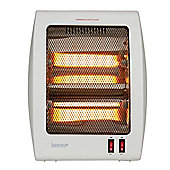 Igenix IG9508 0.8kW Quartz Heater - White