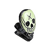 Rocket Digital Clip-On Tuner - Skull