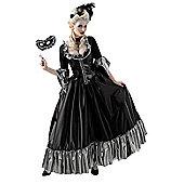 Masquerade Gown Costume