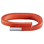 Jawbone UP24 Wireless Fitness Tracker Persimmon Medium