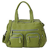 OiOi Changing Bag Green Carry All