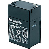 Panasonic 6V 4.5 Ah Rechargeable Lead Battery