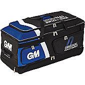 Gunn & Moore Original Duplex Wheelie Cricket Holdall Rucksack Bag