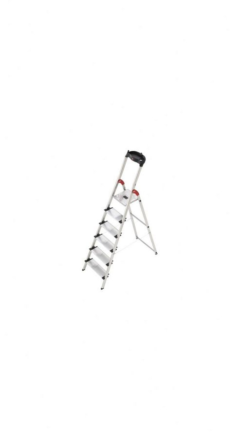Hailo 303cm XXL Aluminium Safety Stepladder