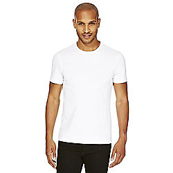 F&F Crew Neck T-Shirt L White