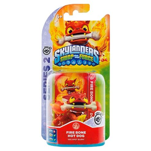 Skylanders Swap Force Single Character Hot Dog Firebone