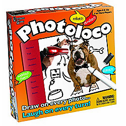Photoloco Drawing Game