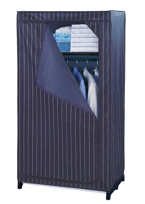 Wenko Comfort Wardrobe with Compartment