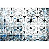 Parvez Taj Bornos Wall Art - 61 cm H x 91 cm W x 5 cm D