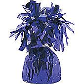 Balloon Weights Purple Foil Balloon Weight (each)