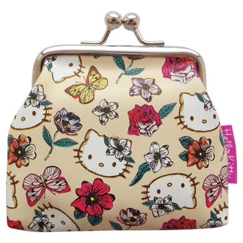 Hello Kitty Clasp Purse