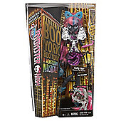 Monster High Boo York Hero Catty Noir Doll