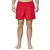 F&F Short Length Swim Shorts - Red