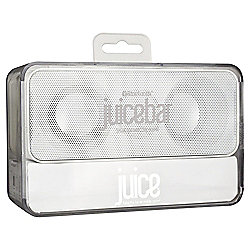 Juice Bar Bluetooth Speaker White