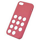 Tortoise™ Soft Protective Case, iPhone 5C. Pink.