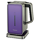 Panasonic NC-ZK1VXC 1L Jug Kettle - Purple