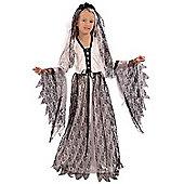 Corpse Bride - Child Costume 7-9 years
